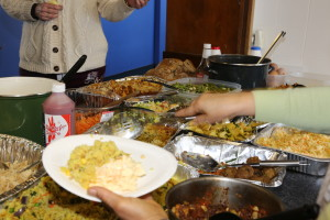 NNLS Drop-in Food